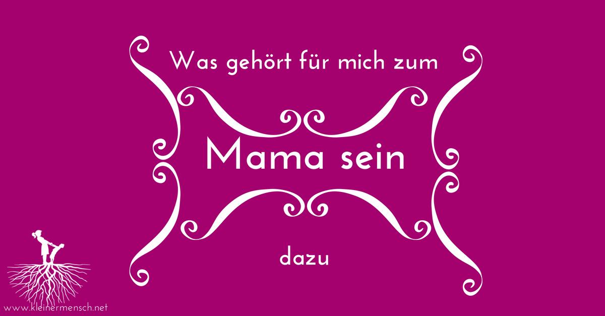 Mama sein ♥