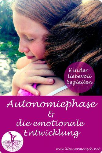 Kinder liebevoll durch die Autonomiephase begleiten Trotzphase