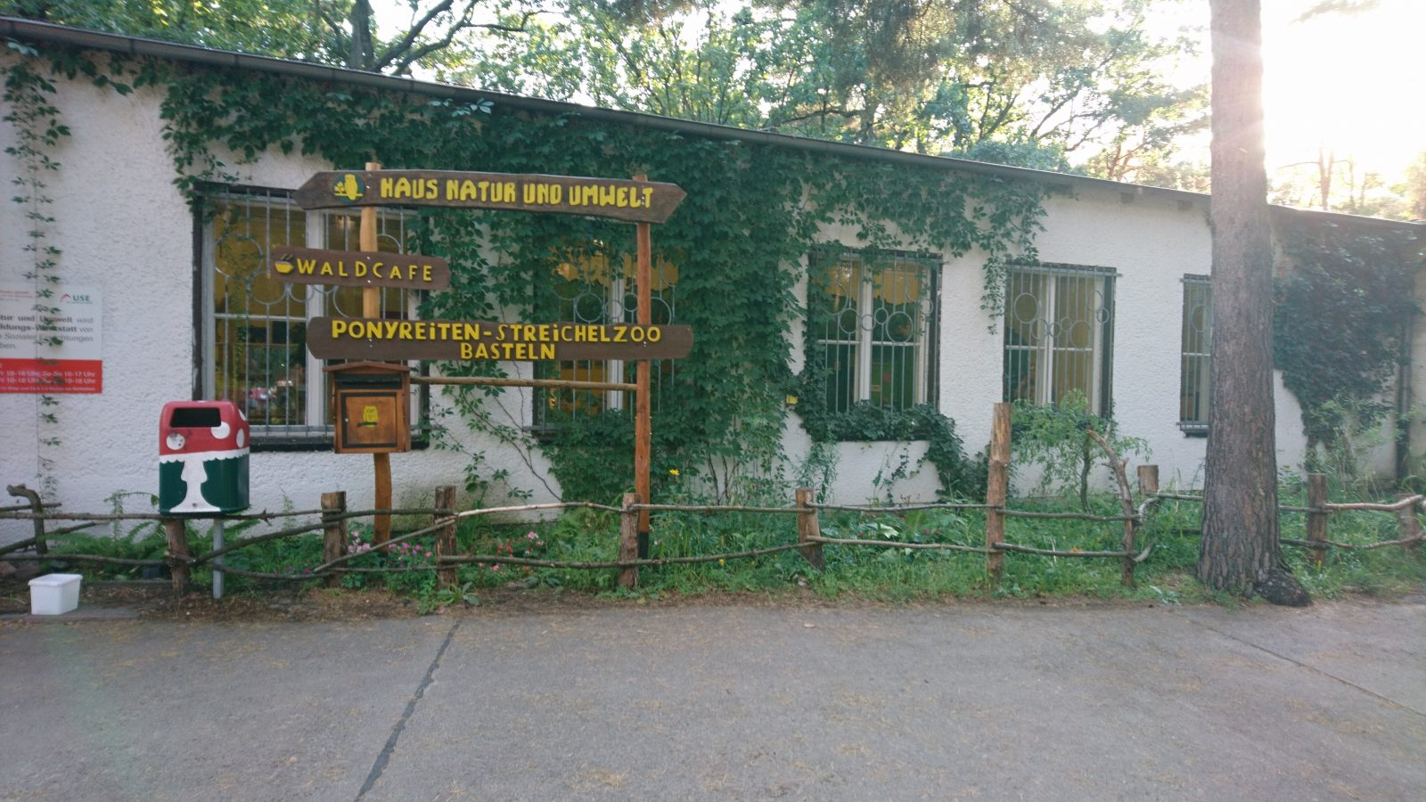 Ein Besuch im Haus Natur und Umwelt in Berlin