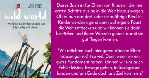 Rezension Wild World Schmidt Dibbern