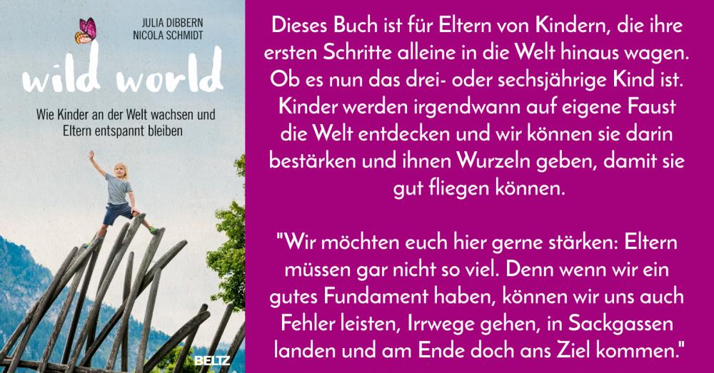 Rezension: Wild World – Julia Dibbern & Nicola Schmidt