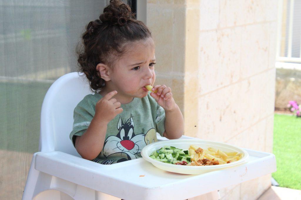 Soll ich abstillen wenn mein Kind nicht isst