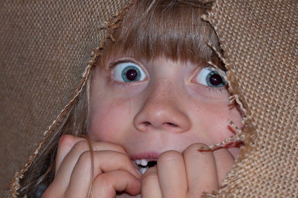 Angst die magische Phase bei Kindern