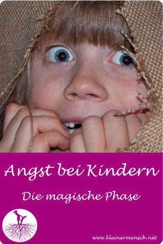 Magische Phase Angst bei Kindern