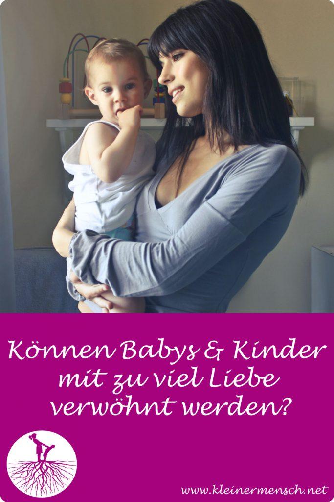 Mutter und Kind verwöhnen